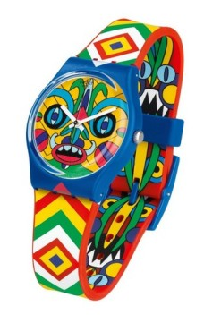 Swatch Art Special - Photo courtesy press office